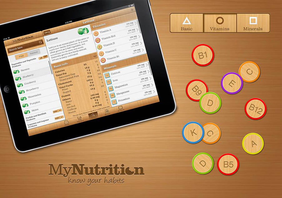 nutricionistička aplikacija