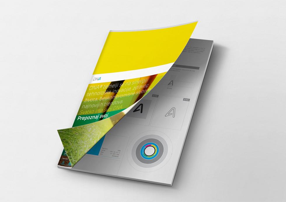 knjiga grafičkih standarda brenda