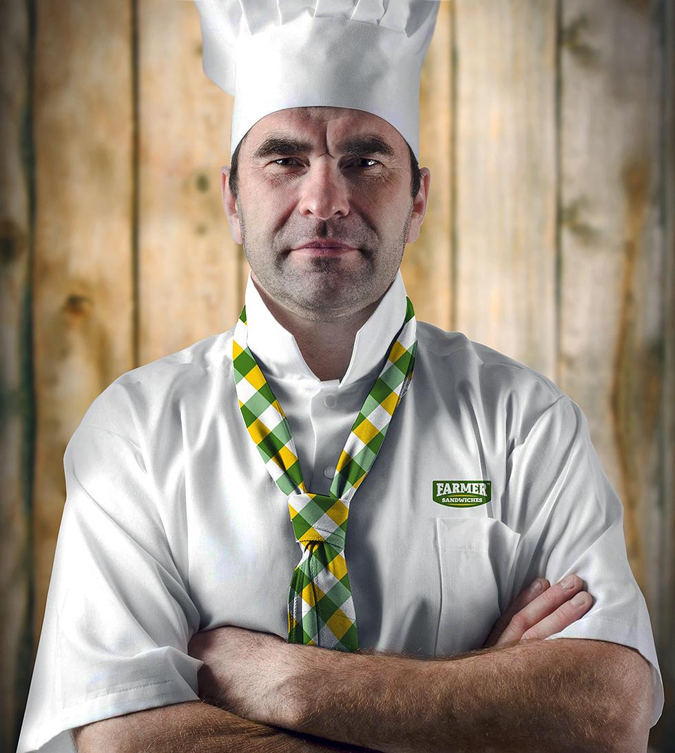 chef farmer