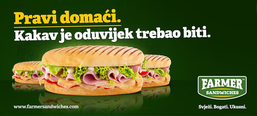 farmer fast food reklama