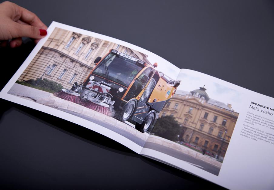 Brošura vozila muvo
