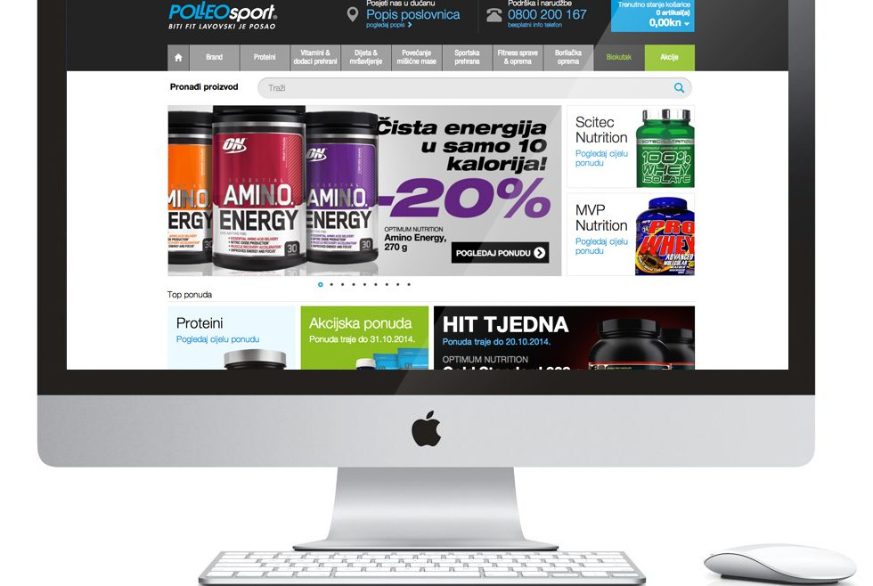 polleo sport web shop