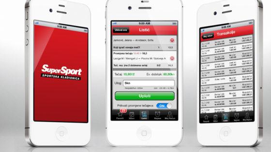 dizajn mobile aplikacije