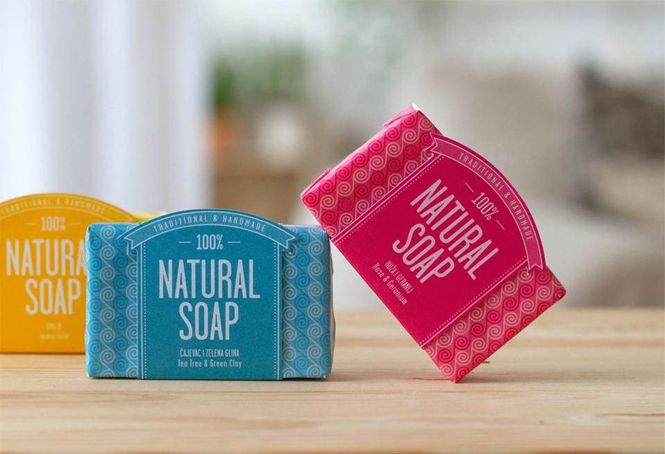 ambalaža za sapun