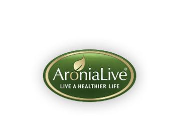 Aronia live logo