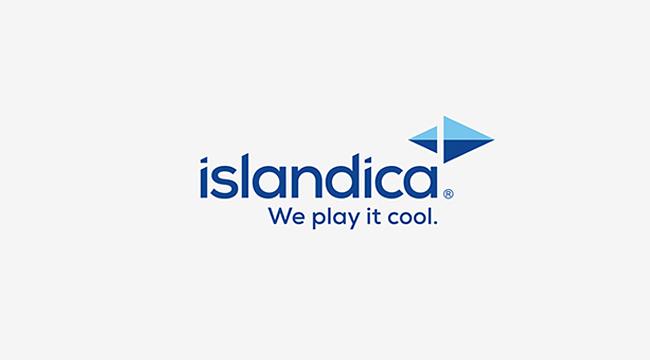Logo dizajn Islandica