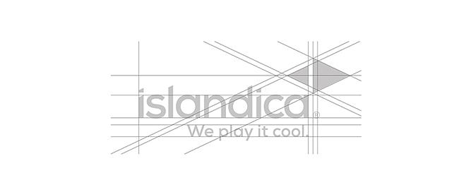logo dizajn outline