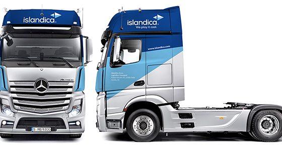 logo kamion
