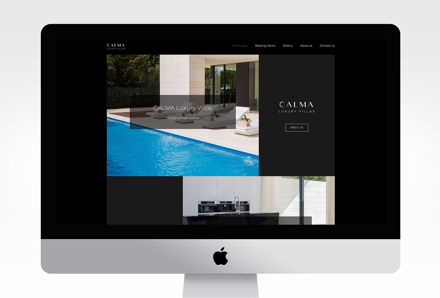 web dizajn calma