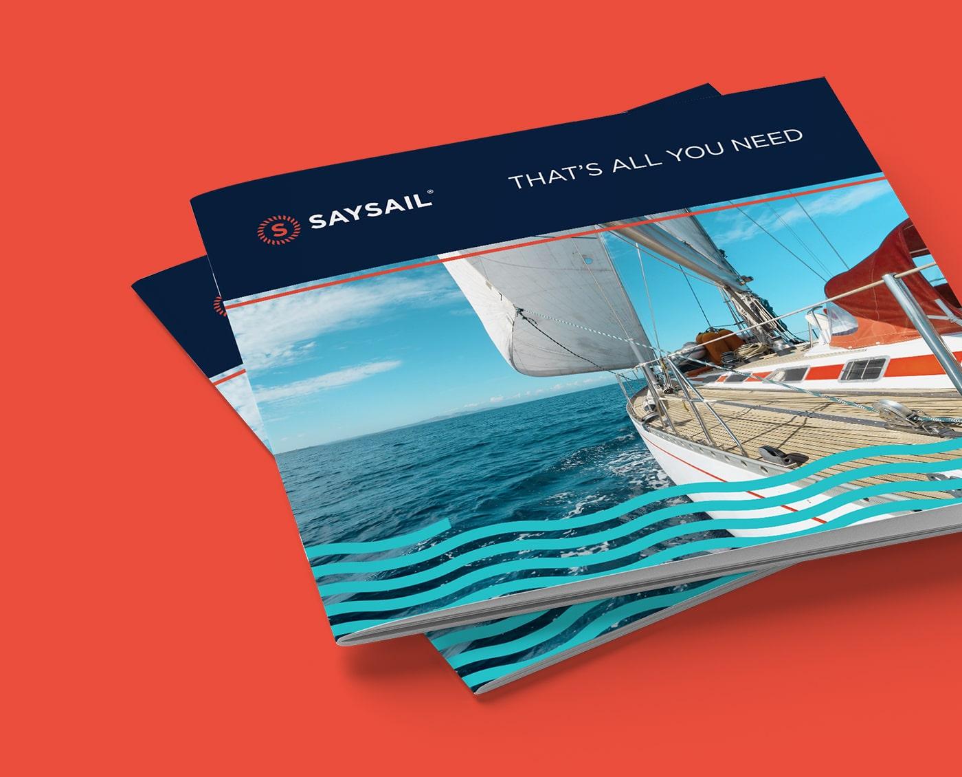 dizajn brošure charter