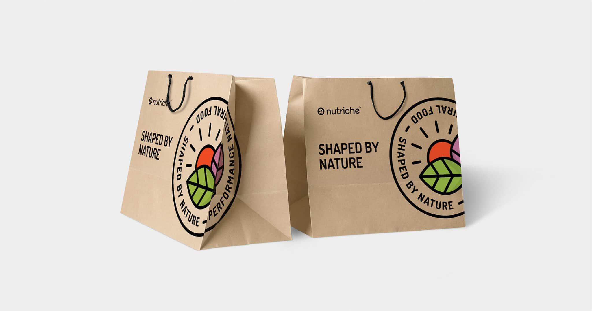 reklamna vrećica dizajn