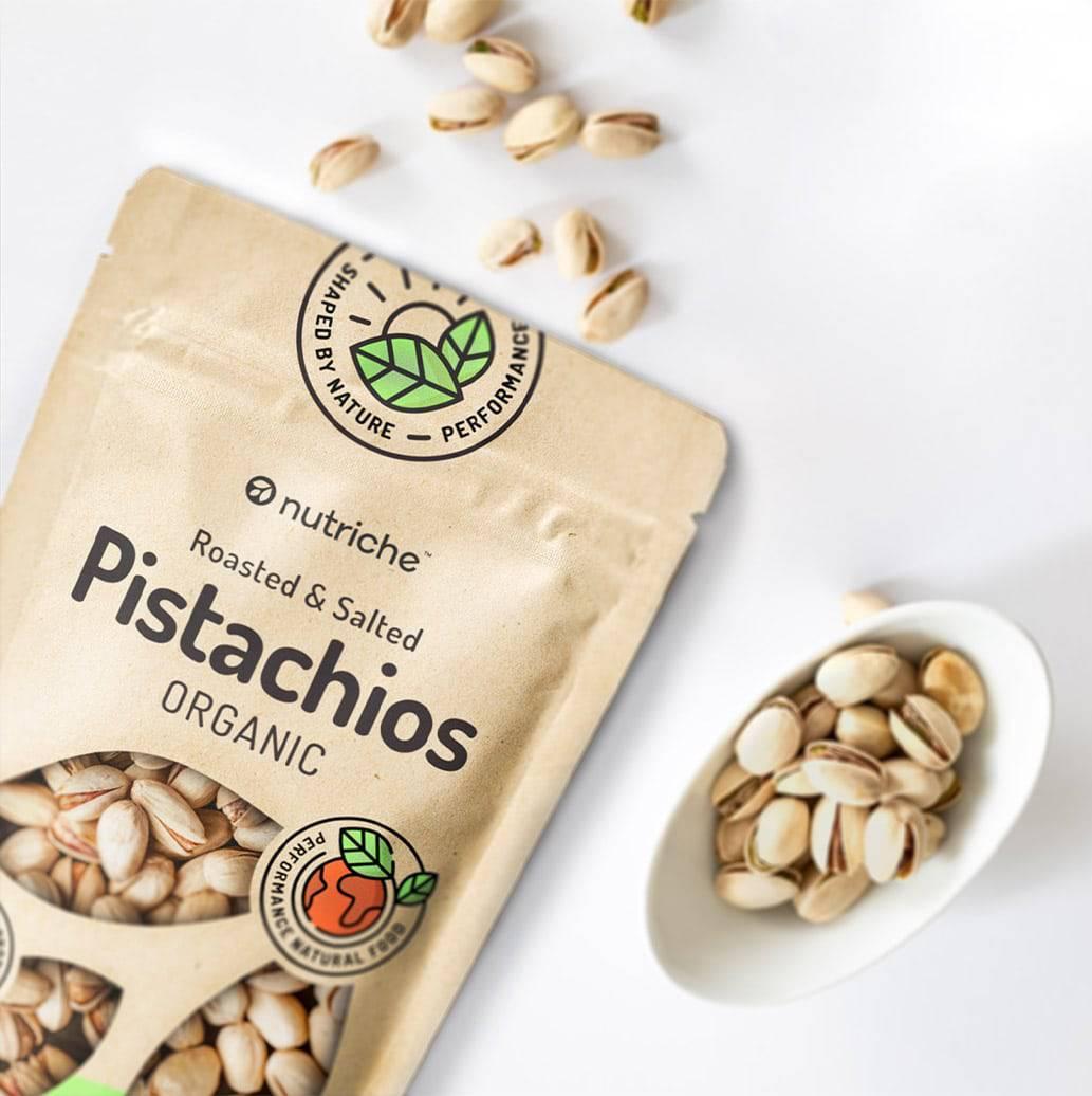 ambalaža za ekološki pistacio
