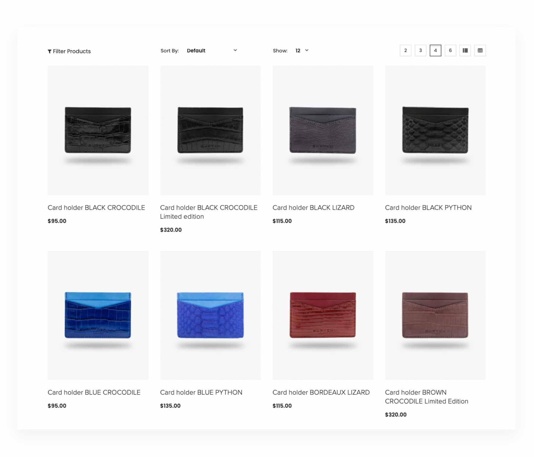 web shop proizvodi